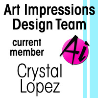 Art Impressions Design Team - Crystal Lopez