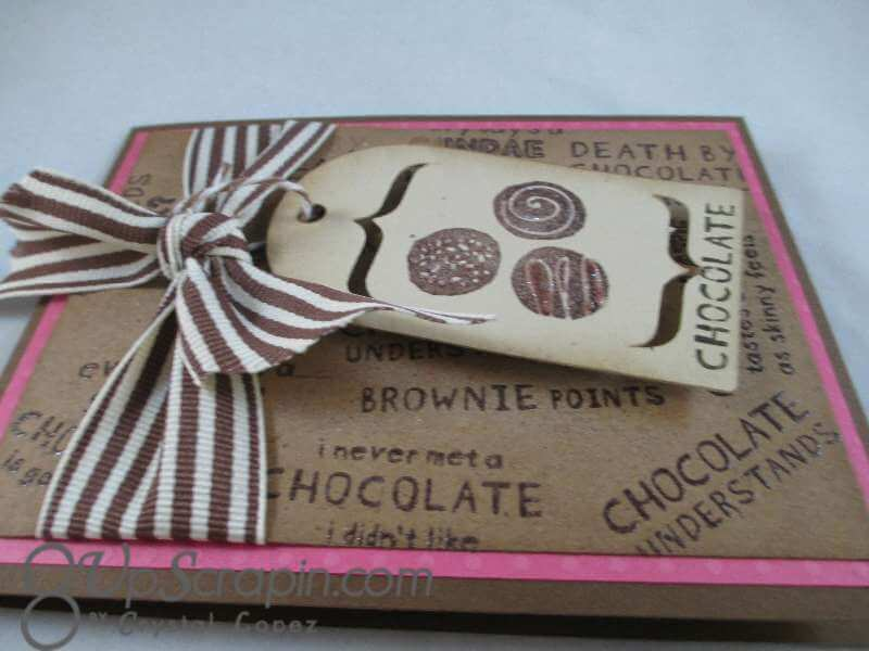 CTMH card chocolate 004