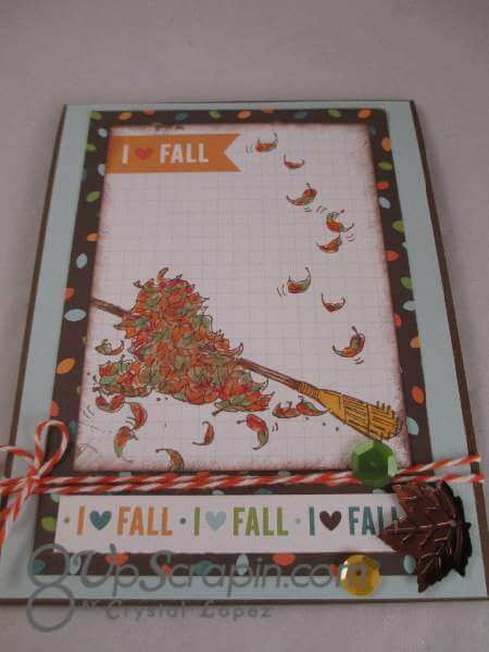 Graceful challenge Parade your crafts 011