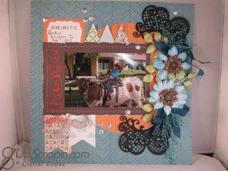 Graceful challenge Parade your crafts 016