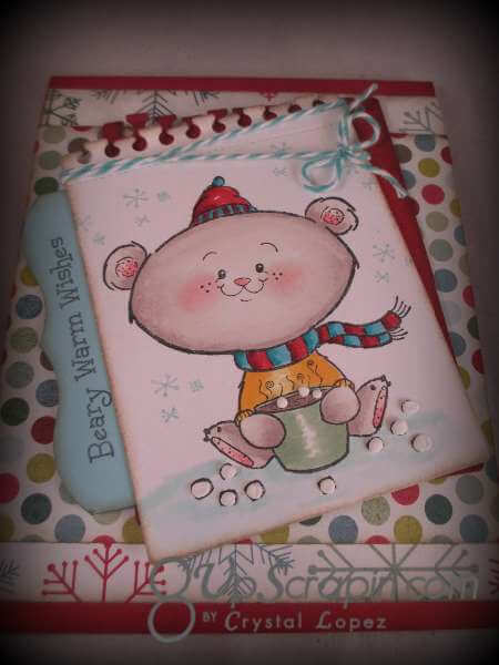 Beary warm Wishes 009