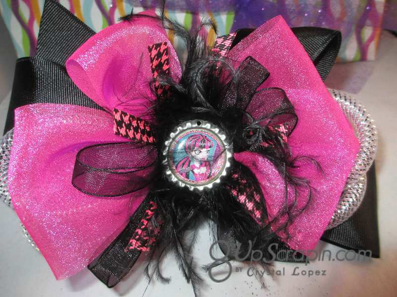 Monster High bow 001