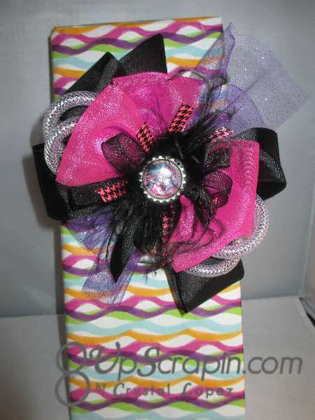 Monster High bow 005