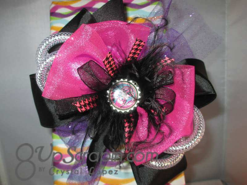 Monster High bow 006