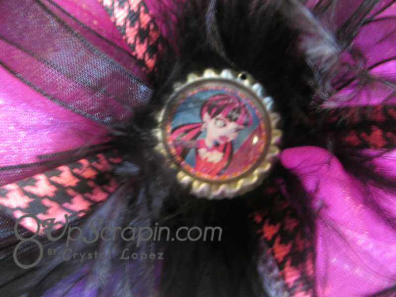 Monster High bow 008