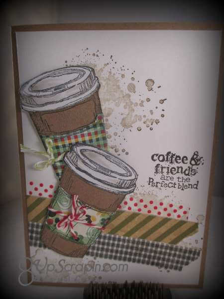 Owl card and Perfect Blend card 006