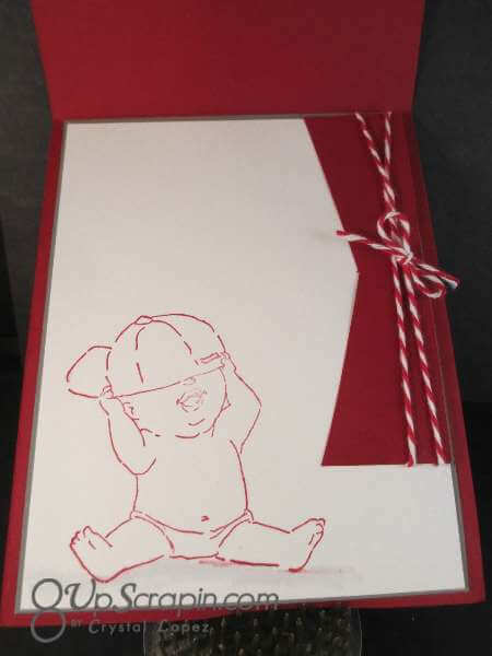 little man card 003