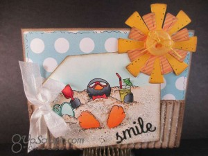 Chocolate ,Coffee and Cards Challenge #65 – use a tag