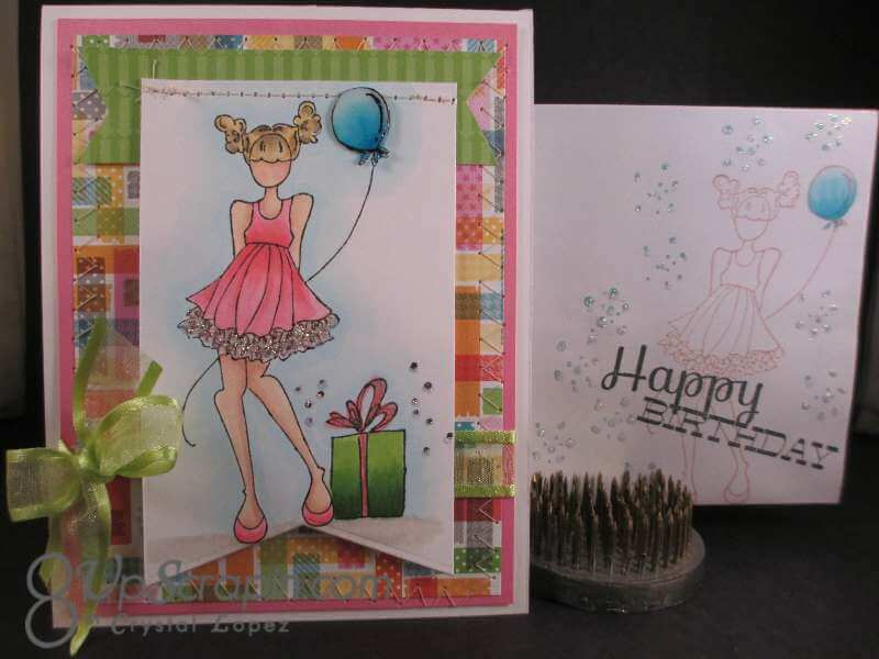 Ribbons Unlimited bday card 001