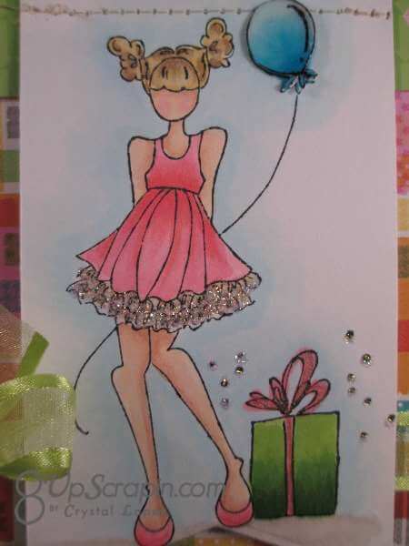 Ribbons Unlimited bday card 007