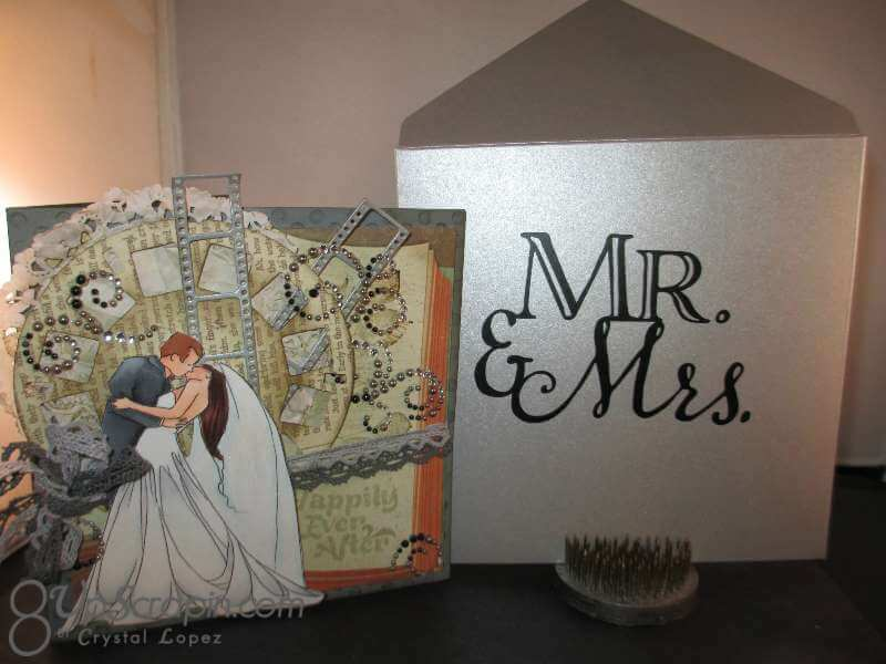 WEDDING CARD 001
