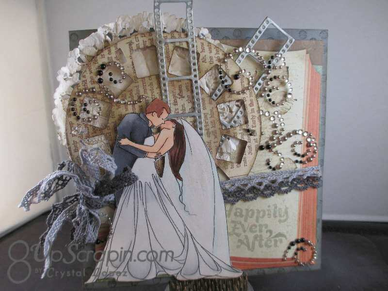 WEDDING CARD 004