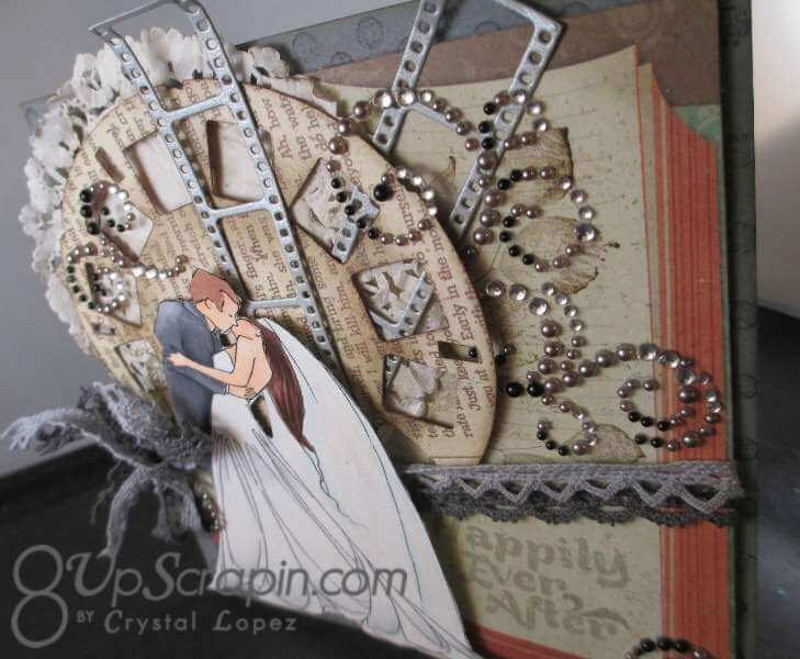 WEDDING CARD 008