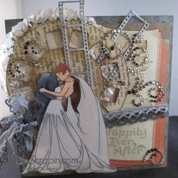 WEDDING CARD 011
