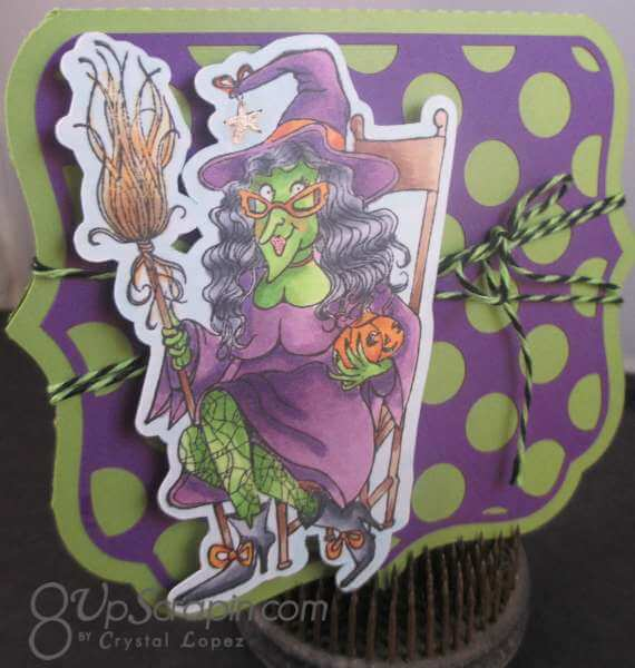 humorous witch 007
