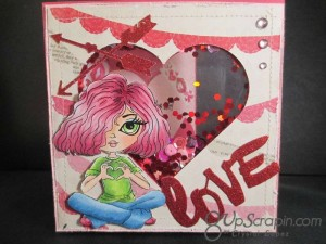 """Challenge # 84 """" Love is in the Air """""""
